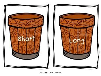 ***FREEBIE*** Long and Short Vowel Sort
