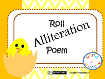 ROLL A POEM - FREEBIE! GREAT FOR MOTHER AND FATHER'S DAY