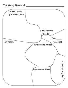 FREEBIE:  Many Pieces of Me