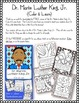 Martin Luther King, Jr. Color & Learn Pages ~ Social Studi