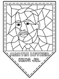 FREEBIE: Martin Luther King Jr. Day Papers / Banner / Pennant