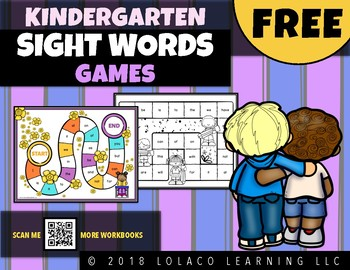 FREEBIE:  Mastering My Sight Words - Game