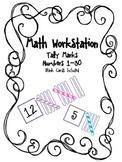 Math Station - Tally Marks