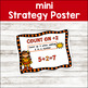 Addition Math Strategy Game - Super Hero Theme