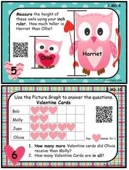 FREEBIE- Math Task Cards Sampler with QR Codes