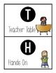 FREEBIE Math Workshop labels