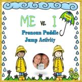 "FREEBIE! ""ME"" vs. ""I"" Pronoun Puddle Jump Activity"