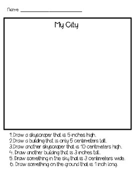 FREEBIE Measurement City
