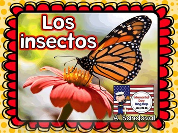 FREEBIE Memorial Day BLOG HOP!!! Insect Informational Text/Writing