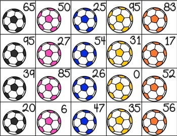 FREEBIE Mental Math Task Cards
