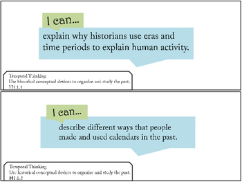 FREEBIE - Michigan I CAN Statements - History