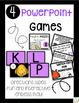 Digital Task Cards Alphabet Lowercase & Uppercase Letter Mazes
