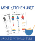 FREEBIE -- Mini Kitchen Unit