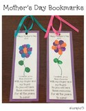 FREEBIE! Mother's Day Bookmark Craft