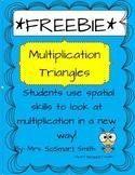 *FREEBIE* Multiplication Triangle Practice