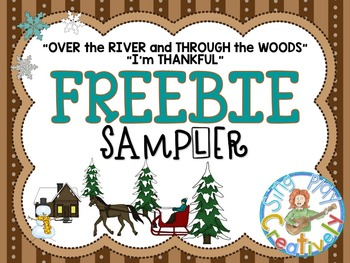 """FREEBIE: November """"Over the River"""" Melody and Chords Sheet"""
