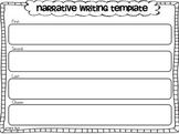 FREEBIE Narrative, Informational, Opinion, Procedural, & Persuasive Templates