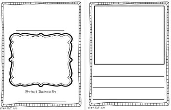 FREEBIE Narrative, Informational, Opinion, Procedural, & Persuasive Templates