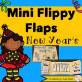 FREEBIE!!! New Year's Activities Interactive Notebook Lapbook