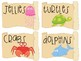 FREEBIE Ocean Animals Labels