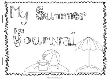 Summer Themed Writing