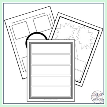 FREEBIE - One Pager Templates