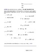 FREEBIE:  One Step Equations with Decimals