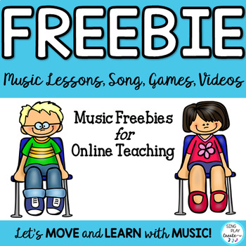 FREE Distance Learning Online, Digital Music Lessons and Activities