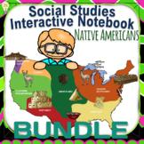 PDF Social Studies Interactive Notebook BUNDLE of Native Americans Foldables