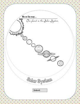 PDF World Around Me Circle Maps Mini Project