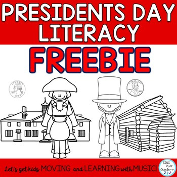Freebie: Presidents Day  Facts about Presidents Coins Writing Activities