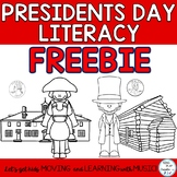 Freebie: Presidents Day Literacy and Coin Facts