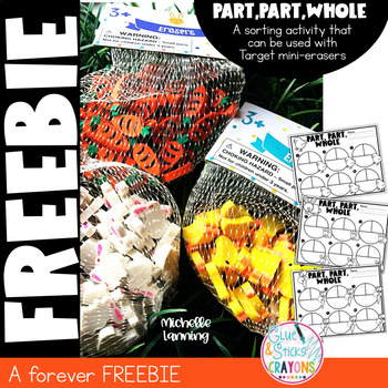 *FREEBIE* Part,Part,Whole -Easter