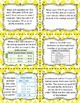 STAAR Math Review Task Cards-Math 4th GradeTEKS