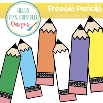 FREEBIE Pencils