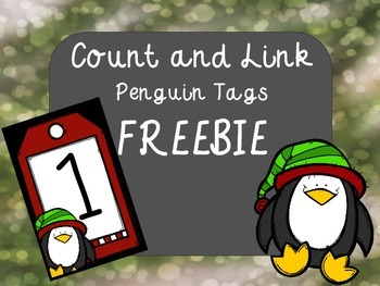FREEBIE Penguin Count and Link Tags