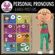 FREEBIE Personal Pronouns Posters