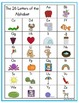 FREEBIE ~Personal Word Wall & Alphabet Dictionary~