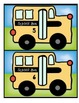 FREEBIE--Pigeon Drives the Bus!--A Number Word Center for K-2