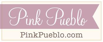 FREEBIE: Pink Pueblo Badge