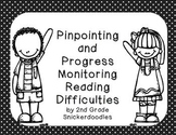 FREEBIE: Pinpointing and Progress Monitoring Reading Difficulties