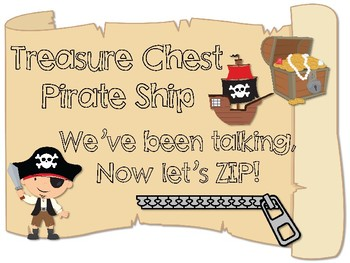 FREEBIE Pirate themed Attention Getter Poster