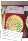FREEBIE Pizza Fractions