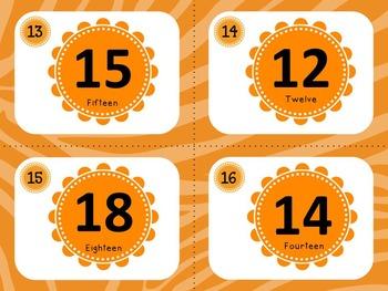 FREEBIE Place Value Task Cards 10 thru 19