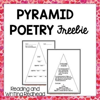 FREEBIE Poetry Writing