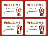 FREEBIE Popcorn Tags