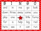 FREEBIE: Pre-Primer Bingo