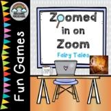 FREEBIE! Preschool Fairy Tales Online Game - Zoomed in on Zoom