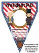 FREEBIE Presidents' Day Pennant Banner Worksheet