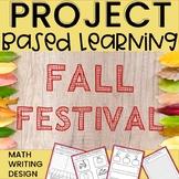 Project Based Learning FALL FESTIVAL Freebie